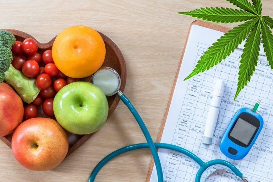 konopie w leczeniu cukrzycy